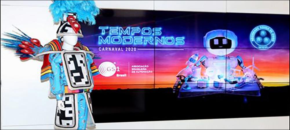 Carnival 4.0 Enters the Sambadrome