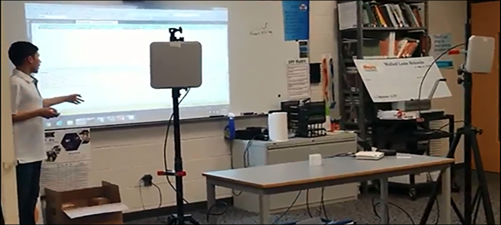 Student Targets School Safety With RFID Innovation