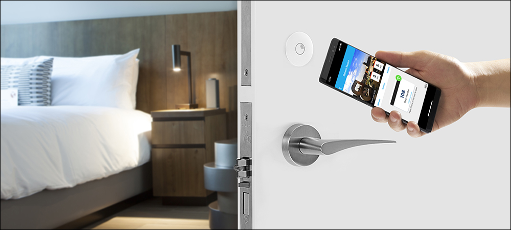 U.K. Hotel Transitions to BLE Mobile Room Access