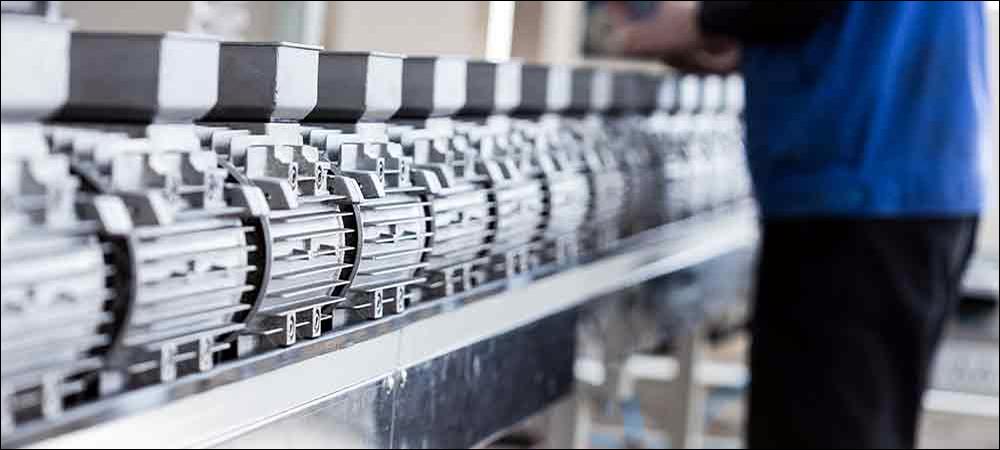 Plastics Manufacturer Reconfigures Safe Workplace with BLE